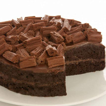 Flakee Flakee Milk Chocolate Cakee: Send Gifts to Leeds