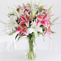 Mixed Lilies: Anniversary Gifts to UK