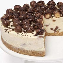 Moreteaser Cheesecake: Send Christmas Cakes to UK