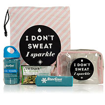 She Works Out Gift Box: Send Mothers Day Gifts to UK