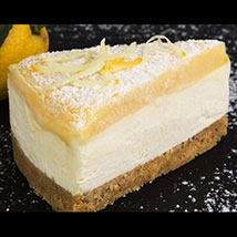 Sicilian Lemon: Send Cakes to Glasgow