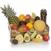 Super Fruit Basket: Bhai Dooj Gifts to UK