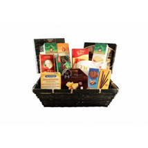 Sweet Sensations Gift Basket: Gifts for Anniversary in UK