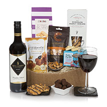 The Gourmet Selection: Send Mothers Day Gifts to UK