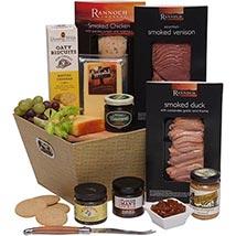 The Smoked Basket: Gift Hampers to UK