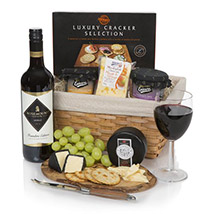 Wine Cheese & Pate: Friendship Day Gifts to UK