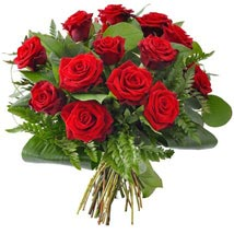 12 Red Roses: Bouquets for Anniversary
