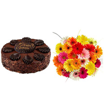 Birthday Treat: Send Flowers & Cakes to Dallas