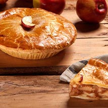 Country Apple Pie: Send Cakes to Allentown