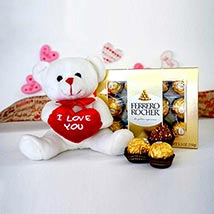 Cute Combo For U: Send Valentine Day Gifts to Boston
