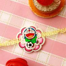 Cute Doraemon Rakhi: Send Rakhi for Kids to USA