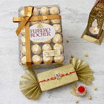 Ferrero Rakhi Love: Rakhi & Chocolates USA
