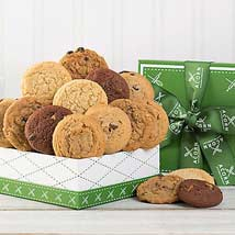 Fresh Baked Cookie Assortment: Valentine Gift Hampers to USA