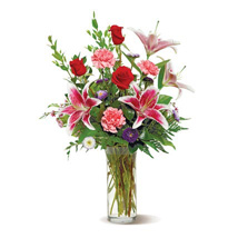 From the Garden: Send New Year Flowers to USA
