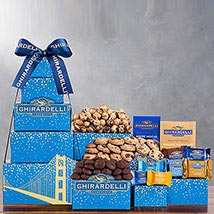 Ghirardelli Tower: Gifts to Arlington