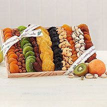 Gourmet Dried Fruit and Nut Collection: Dry Fruits to USA