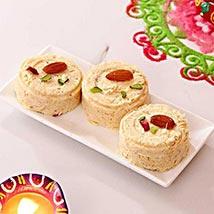 Haldirams Soan Cake: Send Sweets to Houston