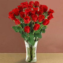 Long Stem Red Roses: Bouquets for Anniversary