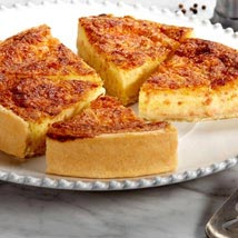 Lorraine Quiche: Send Cakes to San Francisco