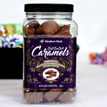 Members Mark Caramel Chocolates: Chocolate Delivery in USA