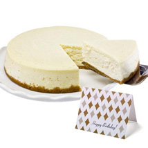 New York Cheesecake: Cakes to Minneapolis