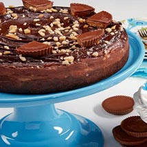 Peanut Butter Cup Cheesecake: Send Cakes to Allentown