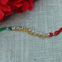 Pure N Lovely Rakhi: Rakhi to Virginia Beach