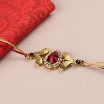 Something Rakhi Impressive: Send Rakhi to Detroit