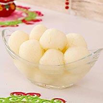 Spongy Haldiram Rasgulla Tin: Sweets to Houston