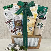 Starbucks and Tazo Eye Opener: Valentine Day Gifts Tempe