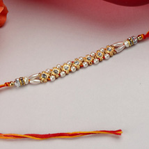 Sweet And Simple Rakhi: Rakhi to Detroit