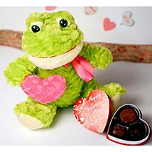 Sweet Froggy: Send Valentine Day Gifts to Boston
