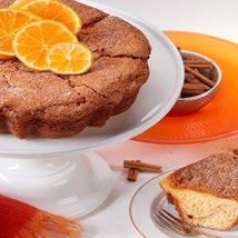 Viennese Coffee Cake Cinnamon: Cake Delivery in Los Angeles